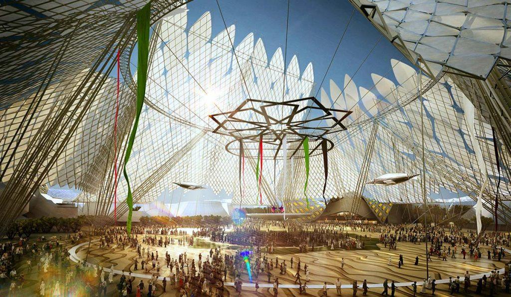 نمایشگاه اکسپو دبی 2021